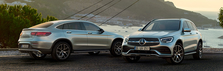 Gama GLC Mercedes-Benz